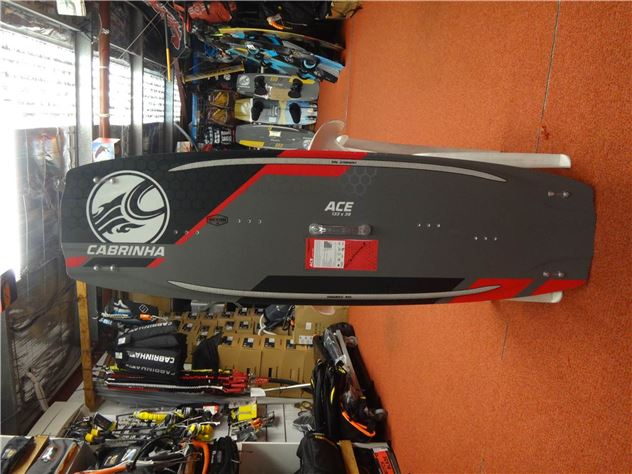 2015 Cabrinha Ace 133 Board Only - 133 cm
