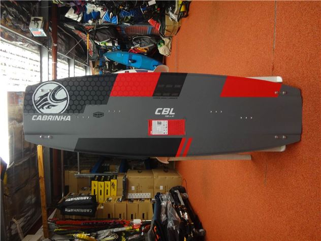 2015 Cabrinha Cbl 136 Deck Only - 136 cm