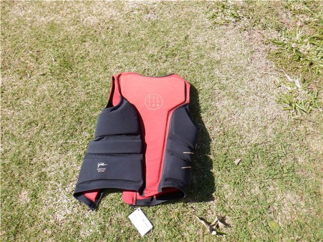 Ion Collision Impact Vest Large