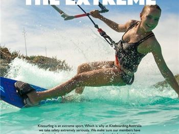 "Kiteboarding Australia -  ""We Take Safety to the Extreme"""