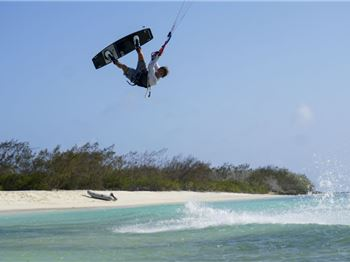 Louka Pitot Joins The Naish Kiteboarding Team