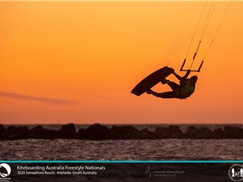 Photos from the Kiteboarding Nationals