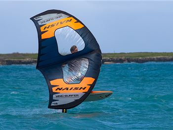 Naish announce the new S25 Wing-Surfer