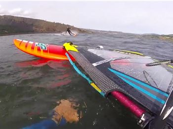 This is why Windsurfers convert to Kiteboarding - Kitesurfing News