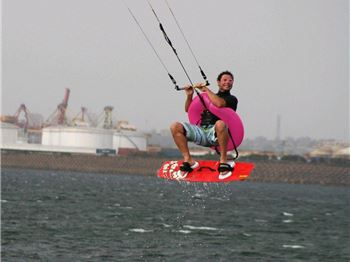 Say No to life jackets! Sign this Petition - Kitesurfing News