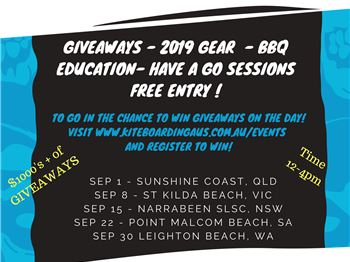 Season Launch Kiteboarding Expo