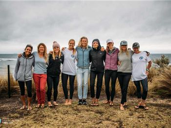 Women take the stage on day 2 of Kitesurfing World Tour - Kitesurfing News