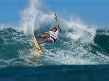 How to gybe a surfboard - Kitesurfing Articles