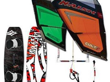 How to choose your Kitesurfing gear