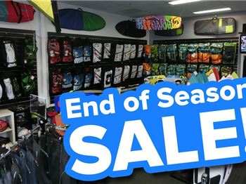 Winter is Coming! Read how to get new gear at a good price. - Kitesurfing News